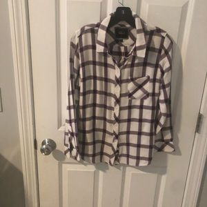 Rails flannel M
